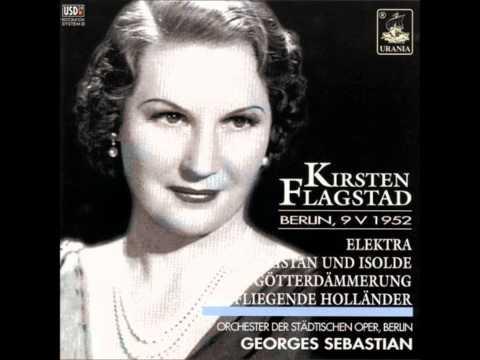 Liebestod - Kirsten Flagstad (1952)