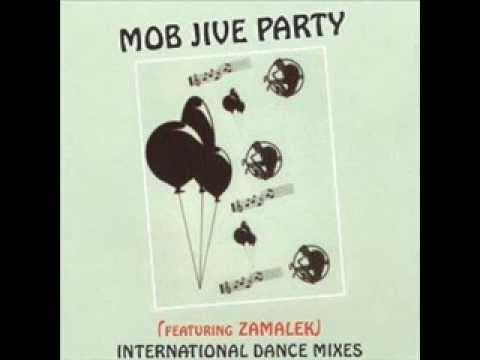 M'gongo - Mob Jive Party (aka. Zamalek)