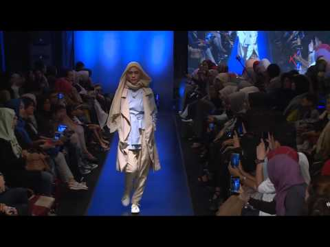 INDONESIA FASHION WEEK 2016 -  MUSLIM WEAR HAVA