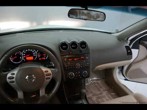 2011 White Nissan Altima 4d Sedan N687ta Youtube