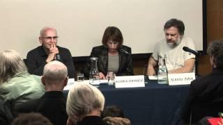 German Idealism and Psychoanalysis with Slavoj Zizek, Alenka Zupancic, Mladen Dolar - Part 3