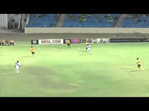 Jamaica vs Martinique - Group B - Caribbean Cup 2012