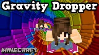 Minecraft Minigame - SEJA RÁPIDO! (Gravity Dropper)