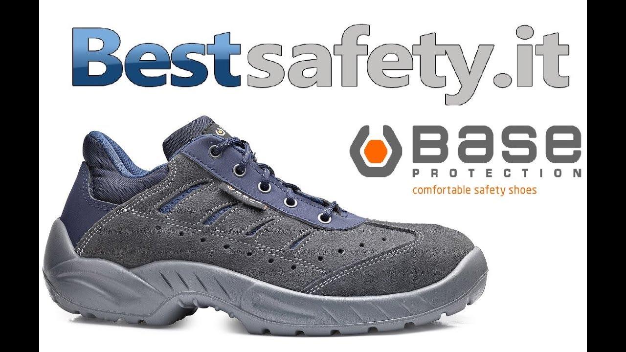 new product 9b83d 98824 Scarpe Antinfortunistiche Base Protection Colosseum B0163 S1P SRC