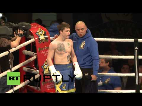 Ukraine: Russians land knock-out blow on beleaguered Ukrainian boxers