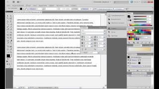 Уроки Adobe Illustrator CS5 для начинающих №5 | Leonking
