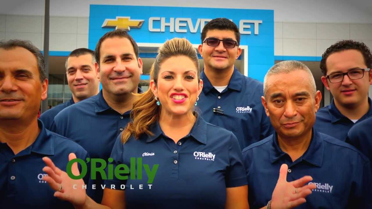ORielly Chevrolet Move Those Cars At ORielly Chevrolet Tucson AZ New