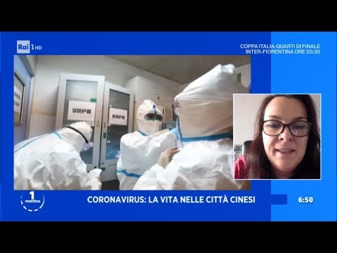 Coronavirus, i consigli del medico di famiglia - Unomattina 29/01/2020