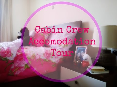 Cabin Crew Accomodation Tour
