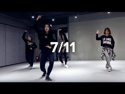 Mina Myoung Choreography / Beyonce - 7/11 (Reupload)