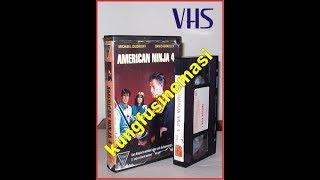 AMERICAN NINJA 4 VHS CLIP