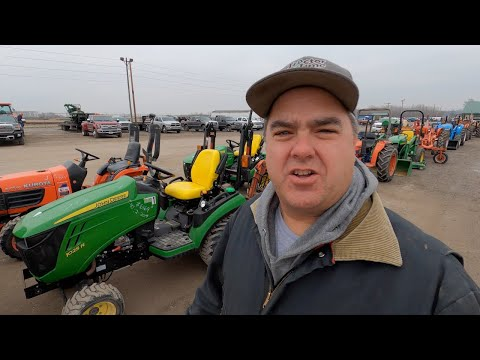 Avoid Getting Scammed!  How to Buy Used Tractors/Equipment. WMV