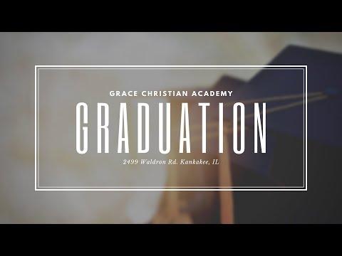 8th Grade Graduation Ceremony 2019 - GCA