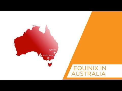 Equinix in Australia