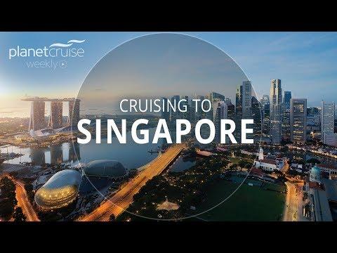 Cruising To Singapore   Planet Cruise Weekly Ep.88