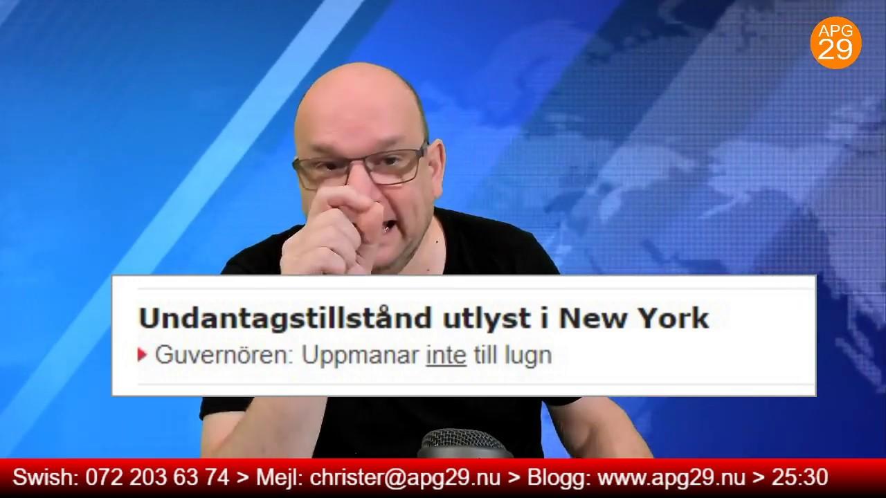 29 minuter med Christer Åberg.