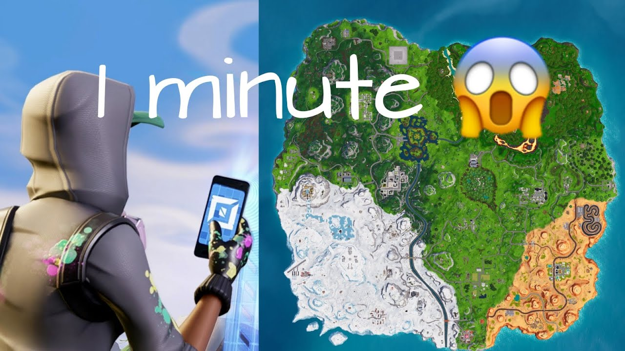 QUICKEST METHOD TO GET TO THE MAIN ISLAND CREATIVE SEASON 8