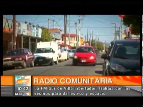 Crónica Córdoba | Radio Comunitaria FM Radio Sur 90.1 de Villa El Libertador