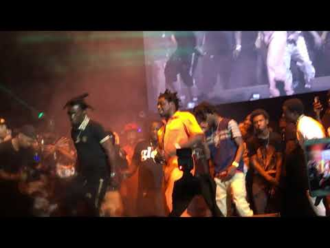 Kodak Black - Slayed (Live at Watsco Center in Coral Gables,FL on 8/10/2017)