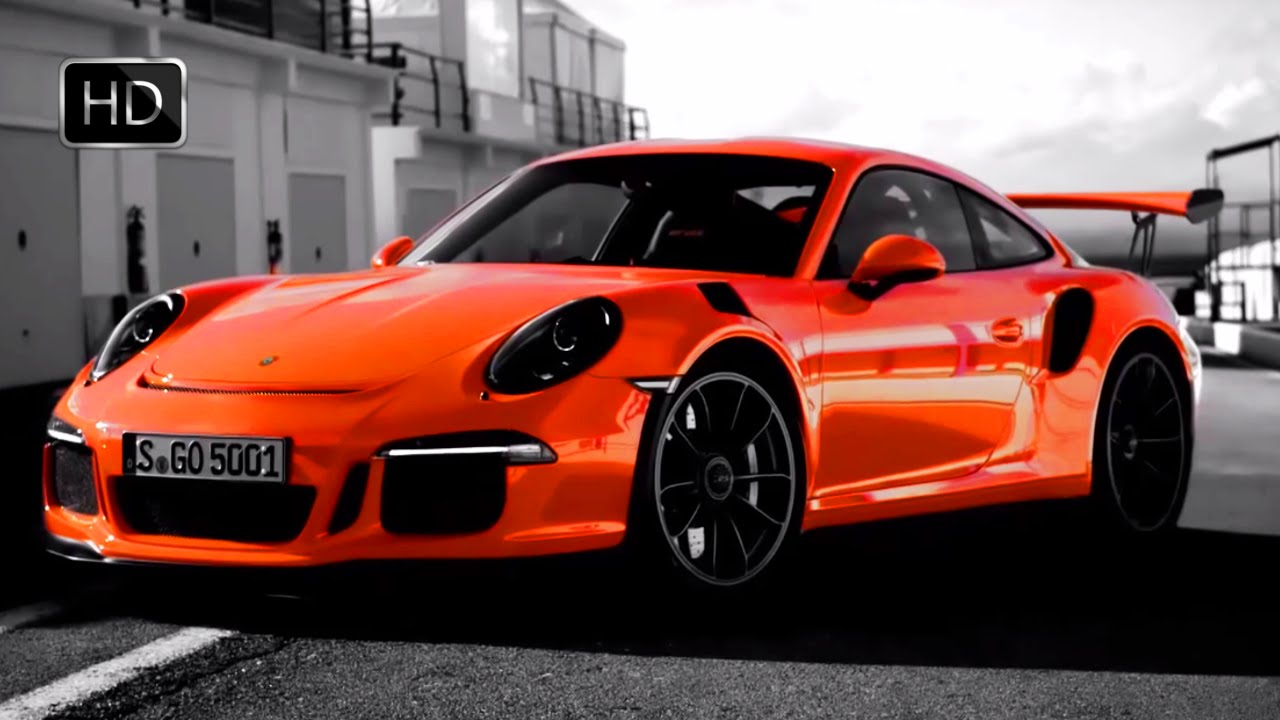 2016 Porsche 911 Gt3 Rs 2dr Pdk Launch Trailer Video Hd