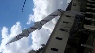 Elazığ da caminin yıkılması
