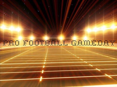 Pro Football Gameday (Week 9)