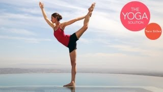 Full Body Yoga Routine | The Yoga Solution With Tara Stiles