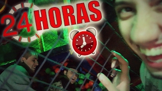 24 HORAS EN UN RESTAURANTE DE COMIDA RAPIDA | SOLO TODA LA NOCHE