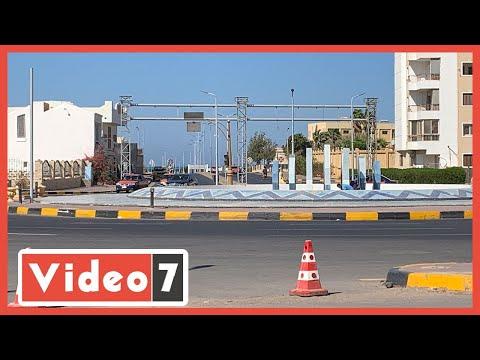 مظاهرات الإخوان فشنك.. هدوء في ميادين محافظة البحر الأحمر