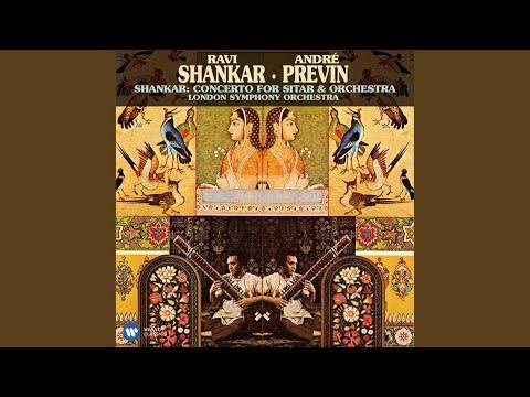 Concerto for Sitar and Orchestra No. 1: I. Raga Khamaj