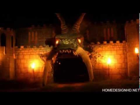 19 Ideas for Scary Halloween Horror Nights, Lights and Effects [HD on halloween house full of lights, halloween drawing, halloween black light with leaves, halloween accessories, outdoor light show effects, halloween weapons, photoshop effects, halloween masks, halloween chair covers, halloween decorations,