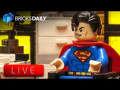 BricksDaily Live: Ep 9 Worlds Greatest Detective
