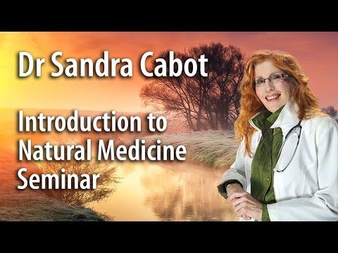 Dr Sandra Cabot Seminar Introduction to Holistic Medicine
