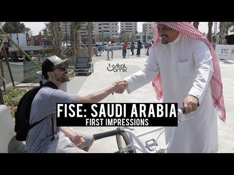 FISE: Saudi Arabia - First Impressions