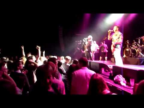 S.R. (The Many Versions Of) & Another F.U. Song, by Reel Big Fish (@ Patronaat, 2012)