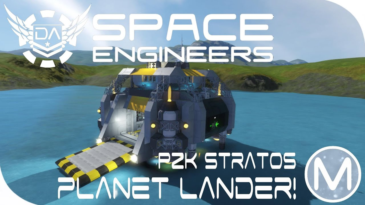 space engineers spotlight 39 pzk stratos 39 by. Black Bedroom Furniture Sets. Home Design Ideas