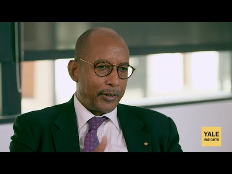 84537c0e02e1 The global configuration of the world economy today does not allow small  countries to be competitive - Ibrahim Mayaki