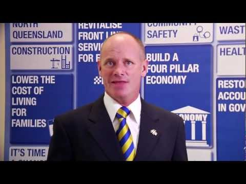 Campbell Newman Speaks with Together