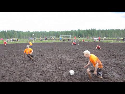 Swamp Soccer World Championships 2012 - Team Supo - Finland HD