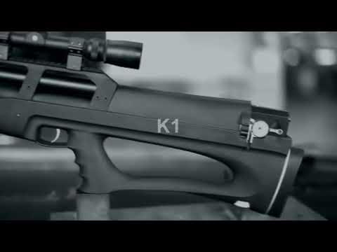 Copy of fantastic air gun Huben K1