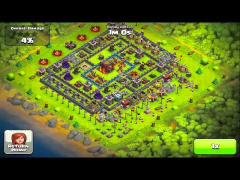 Clash of Clans: Flight of the Barbarian (Official TV Commercial)