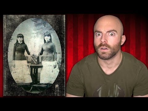The Scariest Photographs of GHOSTS