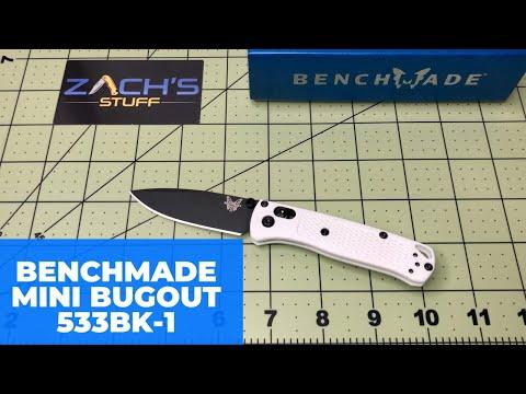 Benchmade Mini Bugout ~ 533BK-1