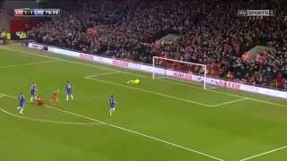 Liverpool 1-1 Chelsea ||All Goals&Highlights||English Commentary||CapitalOneCupSemis1stLEG,2015