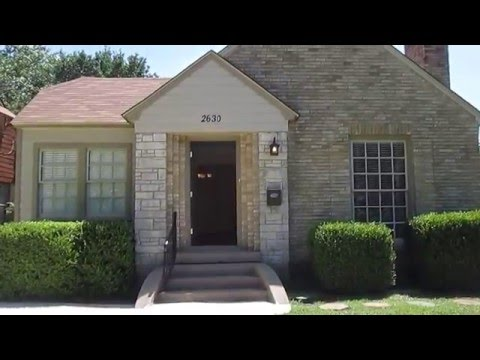 Houses for Rent in Dallas Texas 3BR/2BA by Dallas Property Management