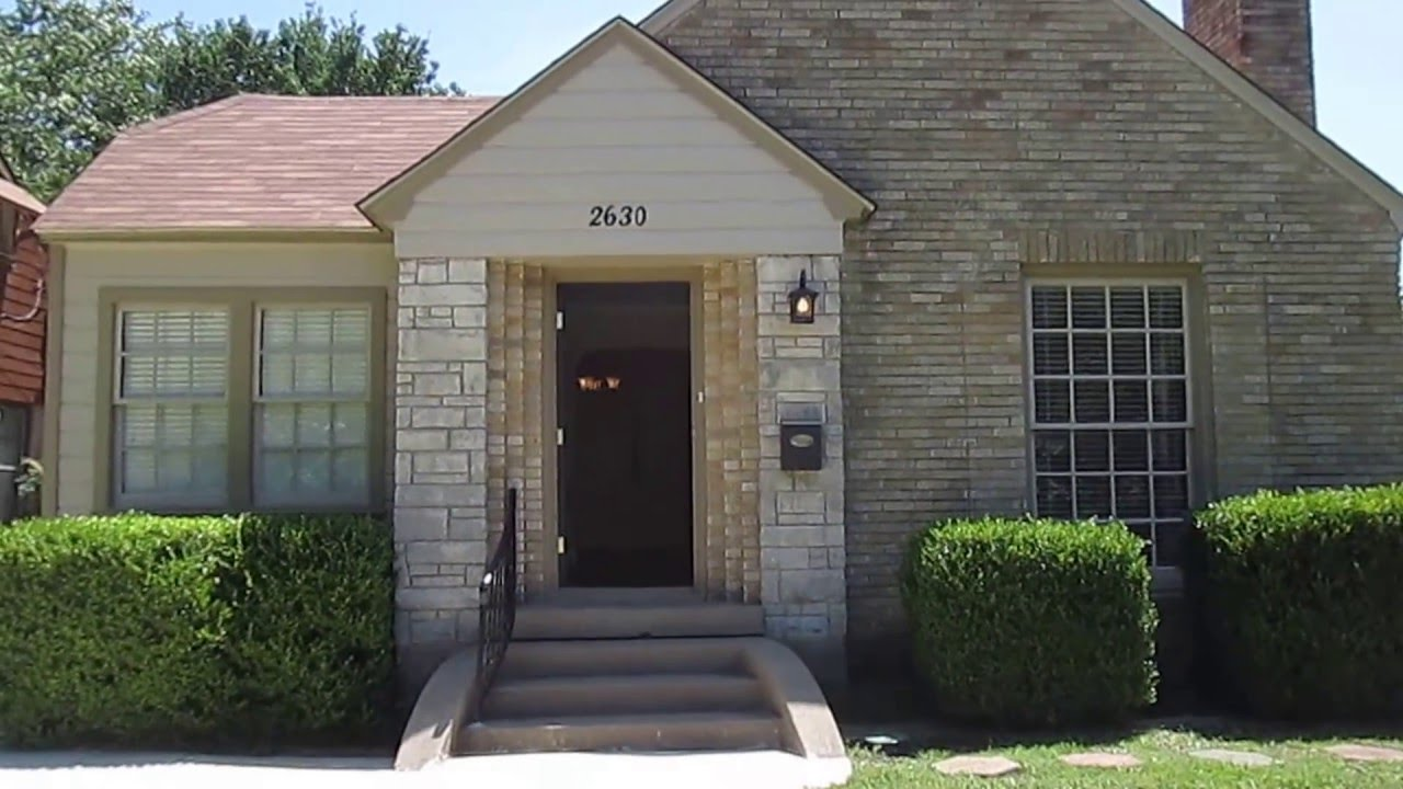 Houses for Rent in Dallas Texas 3BR2BA by Dallas Property