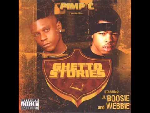Pimp C ft. Lil Boosie: In My Pockets