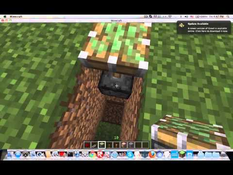 how to make a time machine in minecraft pc