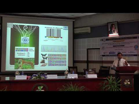 """Barcode of Life"" Talk by-Sankar K Ghosh"
