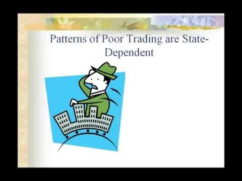 Dr. Brett Steenbarger - Improving Trading Performance